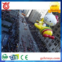 PVC Inflatable helium balloon character mascot cartoon on Thanksgiving Day