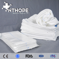 100%cotton medical disposable urine absorbent pad