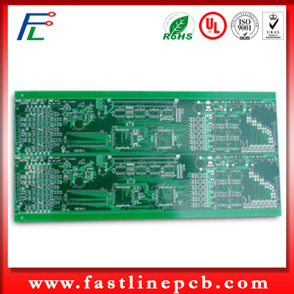 TG 170 Thin 0.4mm PCB 4 Layer Immersion Gold Plated Through Hole Circuit Board