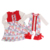 wholesale kid clothes children's boutique clothing cheap ruffle dress children dress girl