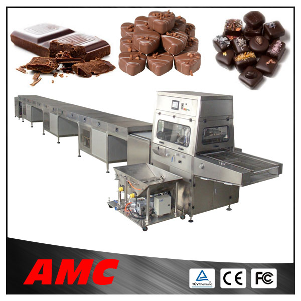 Best Chocolate Enrobing Machine