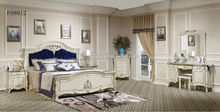 New Design European classic antique bedroom furniture,classic carved bedroom set,italian carving bedroom furniture