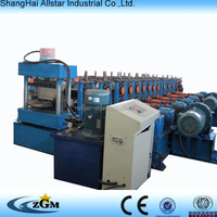 C Z U Roof Channel/ Purlin Roll Forming Machine Factory Price