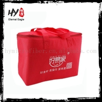 Personalized travel zipper bag, pp woven bags with zipper, non woven zipper shopping bags