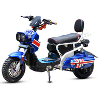 Chinese 2 Wheel 1500W Brushless Electric Motorcycle