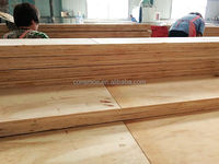 pine lvl panel for construction project