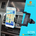 China factory hot sell universal car mount holder smartphone car air vent holder