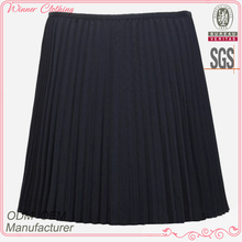 Ladies Clothing Produced Plain A-Line Fashion Girls' Skirts