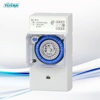 Mechanical timer switch battery powered time switch SUL181 Timer