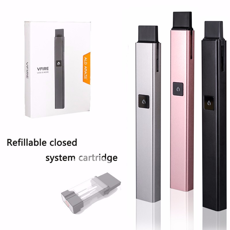 China ShenZhen Factory Best Electronic Cigarette Brand ALD AMAZE VFIRE