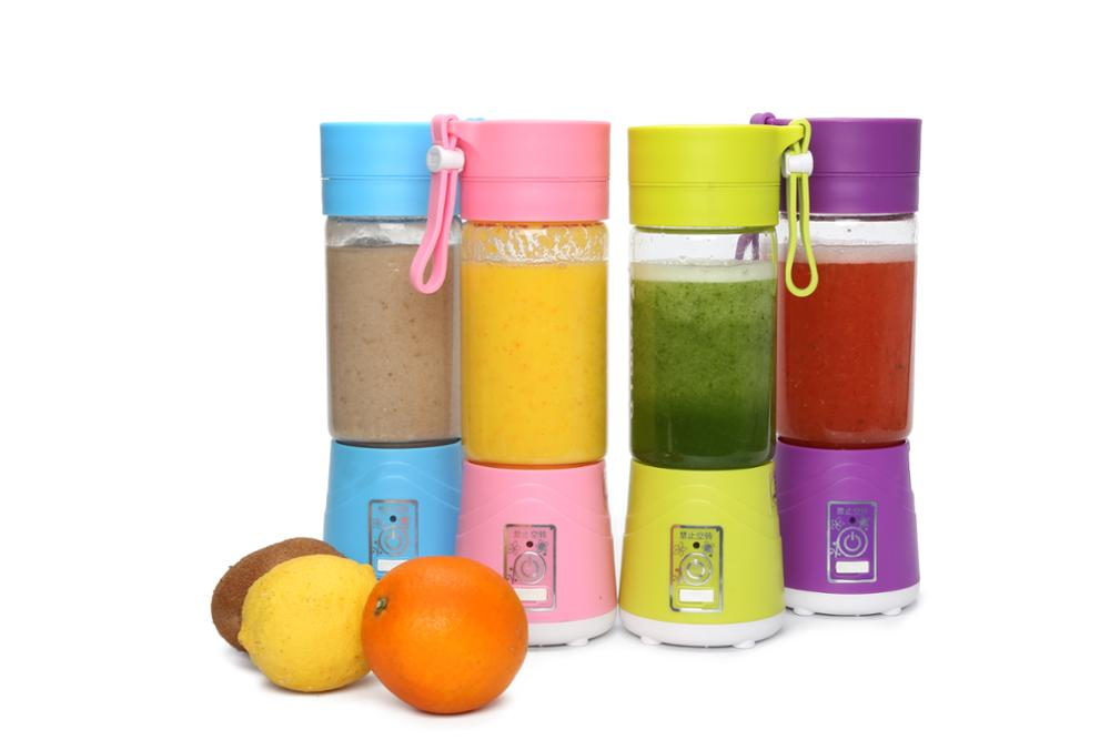 Home Kitchen Appliances portable joyshaker bottle USB rechargeable handy juicer machine blender joyshaker cup