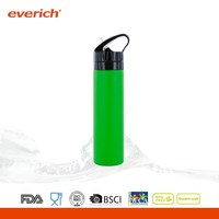 BPA free promotional drinkware silicone travel bottle