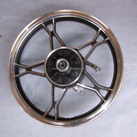SCL-2012030601 aluminum wheel rims for GN125 motorcycle rear hub