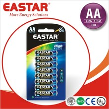 Alkaline battery in vietnam 1.5v aa alkaline battery lr6 for flashlight and tools