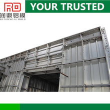 RD Alibaba China Aluminum formwork building material for concrete formwork sell to Indonesia