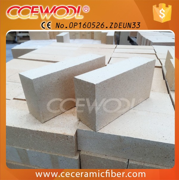 CCE FIRE refractory cement kiln high alumina brick supplier