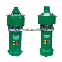 Factory supply submersible fountain pumps for water