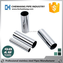 Best sale 316 stainless steel 2 inch steel pipe for Kitchenware