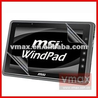 3h anti glare screen protector for Msi Windpad 110w