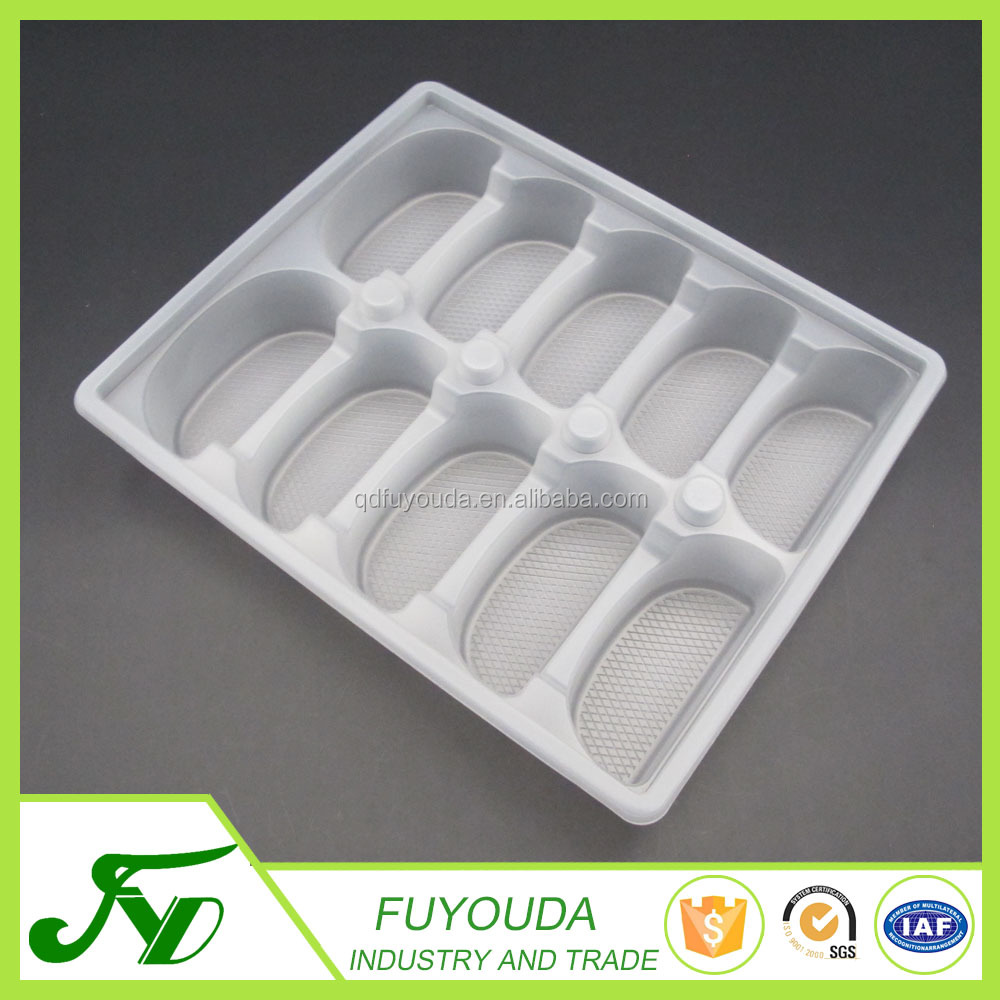 Wholesale luxury disposable plastic food packaging container