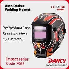 Hot sales good quality Air Purifying Solar Auto-Darkening Welding Helmet code.7065