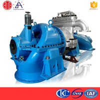 Energy-Saving Used Steam Turbine Generator For Sale