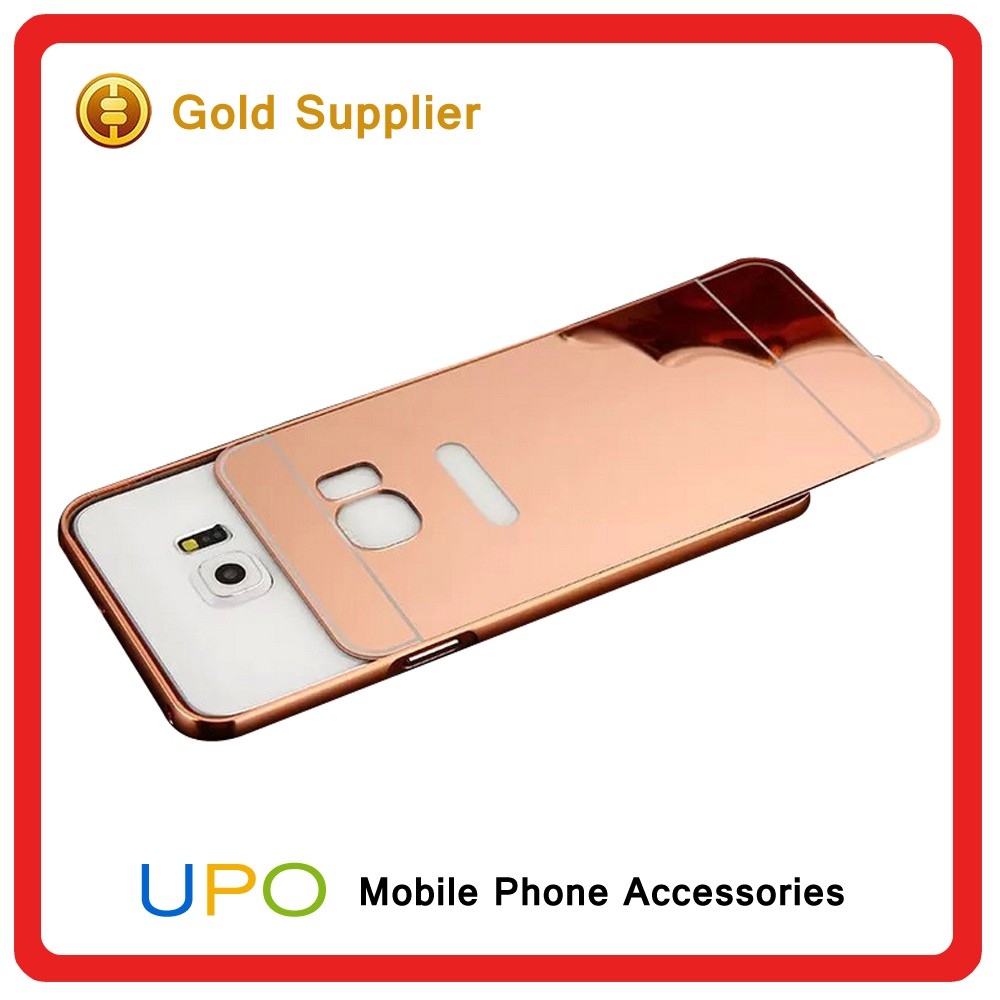 [UPO] Luxury Aluminum Metal Mirror Phone Case Cover For Samsung Galaxy S3 with model list