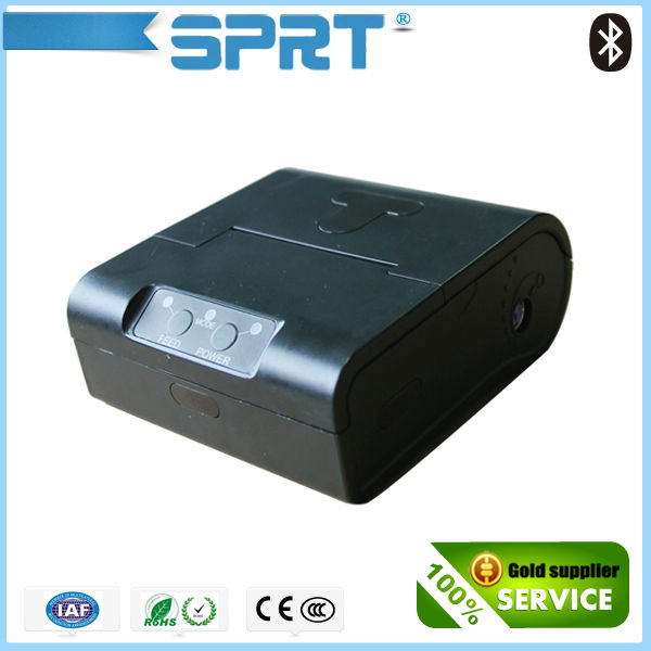 58mm Bluetooth Mobile Android mini portable bluetooth printer SPRT SP-T5 wireless portable receipt printer