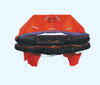 Throw over Inflatable life raft for sale