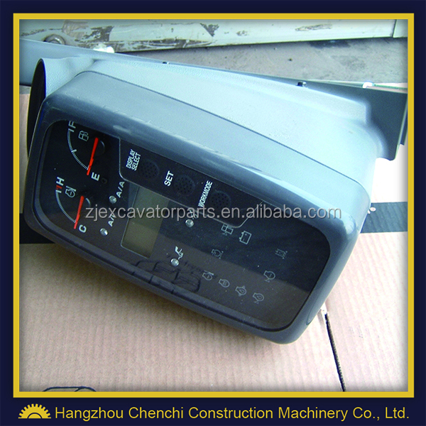 ZX200-1 excavator electric parts monitor panel 4488903 in stock