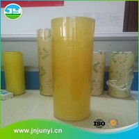 jinan junyi plastic Pvc material and stretch film type pvc cling film food wrap