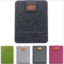 Slim Soft Wool Felt Laptop Protect Case Bag Cover For Macbook 11/12/13/15 inch Bag Case