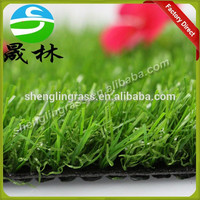 NY052263 green Artificial grass decoration for outdoor wall and roof
