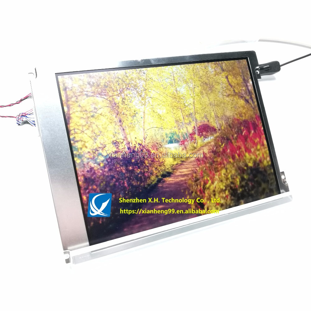 8 inch lcd monitor panel for portable DVD display touch screen car dvd player for fiat 500