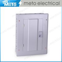 125A MTE1 single phase residential three wire customized electric distribution box/load center