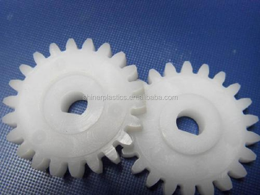 injection plastic gear pinion