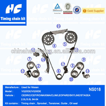 Timing Chain Tensioner 06F 109 217 A / 06F109217A 06D109229B For Audi A4 A3 timing chain kit