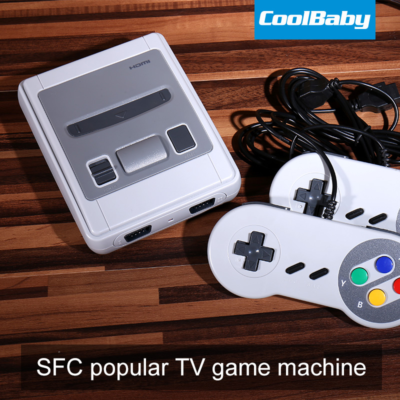 CoolBaby RS-41 Spot mini SNES video <strong>game</strong> eight <strong>games</strong> in Europe and the version of the SFC built in 620