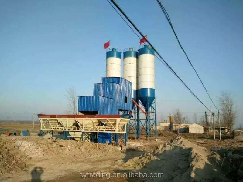 Good Stability & High Efficiency small cement production plant