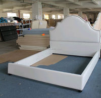 Modern italian furniturem modern house king size bed for double