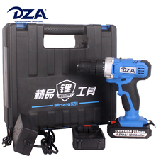 Rechargeable electric power li-ion battery 18v cordless drill machines