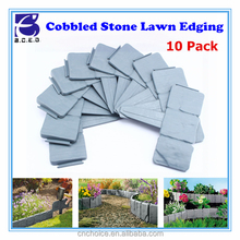 plastic brick tree guard fence strip lawn edge fence