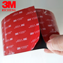 3M VHB Foam double-sided adhesive tape 5925 privide high bonding strength to metal plastic and glass