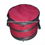Pop-up round cooler bag products,/round cooler bag,bicycle cooler bag,picnic cooler bag