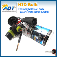 super bright 35W stright cnlight HID Xenon Bulb lamp Light H1 H3 H7 H8 H11 9005 9006 880 for car headlight bulbs auto headlamp