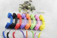 Noise-reducing/anti-radiation moshi pop phone handset