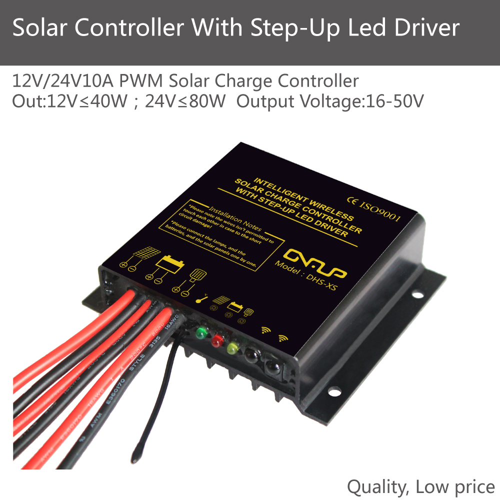 Wholesale Led Driver Pwm Controller Online Buy Best Dc 512v 300ma Circuit 3w 3wled 12v24v10a Lp68 Waterproof Solar Street Light Charge Strongcontroller Strong With