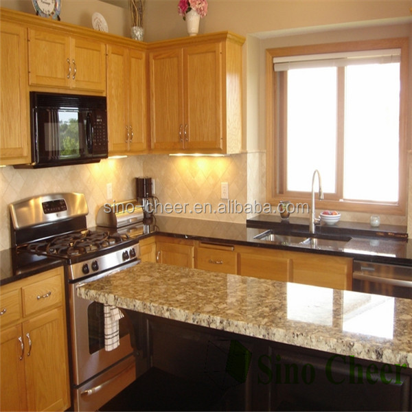 Granite custom rectangle shape kitchen islands for sale for Custom kitchen island for sale