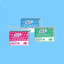 Lowest price anion sanitary napkin side effects sanitary towel Turkey