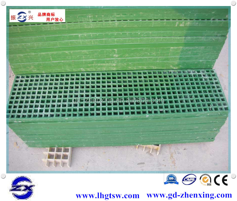 Anti-corrosion dock decking FRP grid in high quality